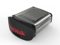 32GB SanDisk Cruzer Ultra Fit - USB 3.0 Flash Drive