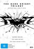 The Dark Knight Trilogy - Special Edition DVD