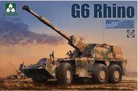 Takom: 1/35 G6 Rhino SANDF Self-Propelled Howitzer Model Kit