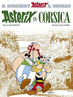 Asterix in Corsica: Bk 20 by Rene Goscinny image