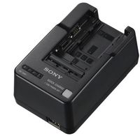 Sony: BCQM1 Battery Charger W M V H P Series Batteries