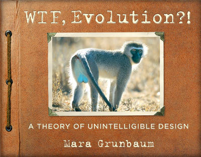 WTF, Evolution!? by Workman Publishing image
