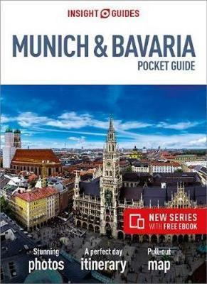 Insight Guides Pocket Munich & Bavaria by Insight Guides