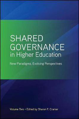 Shared Governance in Higher Education, Volume 2 image
