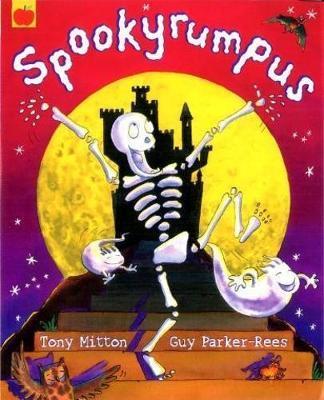 Spookyrumpus (Book + CD) by Tony Mitton image