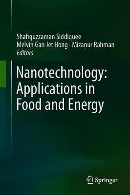 Nanotechnology: Applications in Food and Energy | Pre-Order