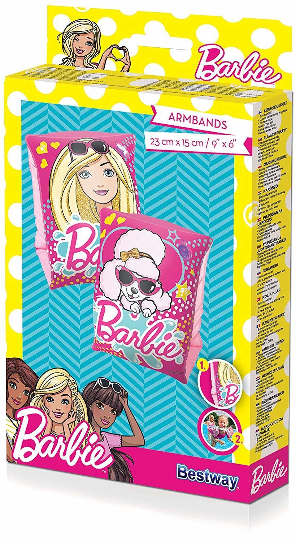 Bestway: Barbie - Children's Armbands (23 x 15cm) image