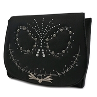 Loungefly: Nightmare Before Christmas - Jack Face Crossbody Purse