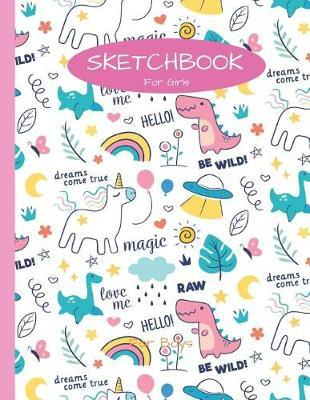 Sketchbook For Girls by Sheila Smith
