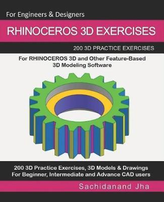 Rhinoceros 3D Exercises by Sachidanand Jha
