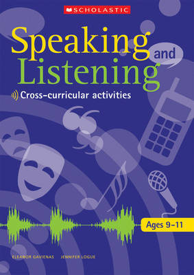 Speaking and Listening Ages 9-11: Ages 9-11 by Eleanor Gavienas image