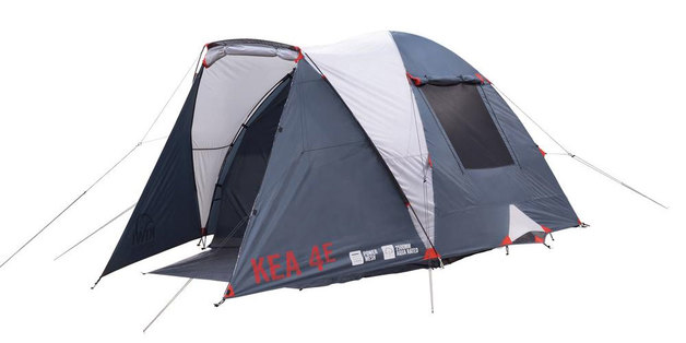 Kiwi Camping KEA 4E Recreational Dome Tent
