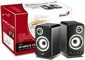 Genius HF2 1250W Speakers Black