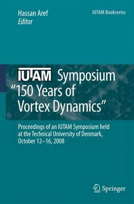 IUTAM Symposium on 150 Years of Vortex Dynamics image