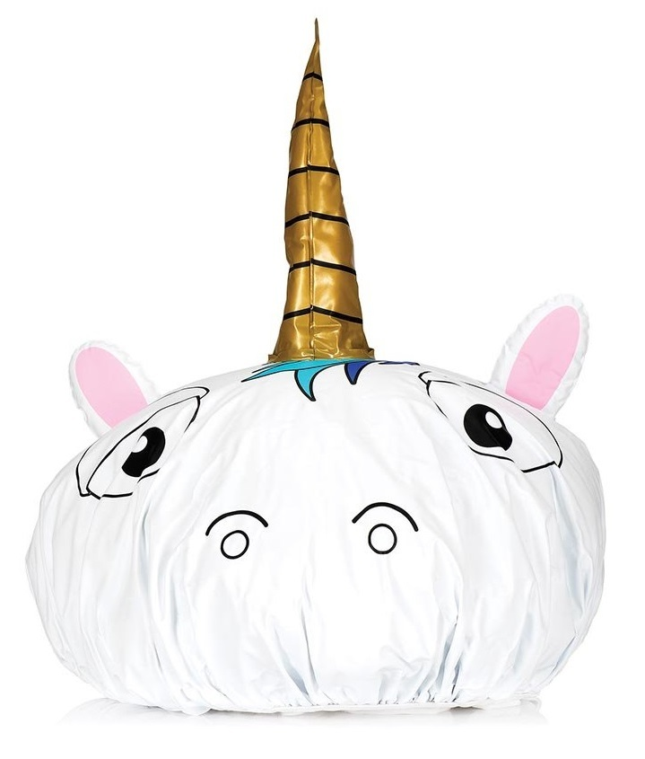 Unicorn Shower Cap image