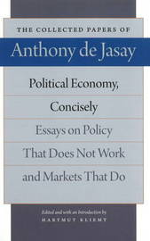 Political Economy, Concisely by Anthony De Jasay image