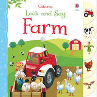Look and Say Farm by Felicity Brooks