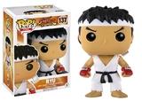 Street Fighter - Ryu (White Headband) Pop! Vinyl Figure
