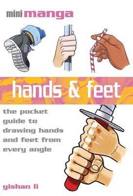 Mini Manga: Hands & Feet by Yishan Li image