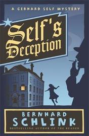 Self's Deception by Bernhard Schlink image