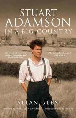 Stuart Adamson by Glen Allan