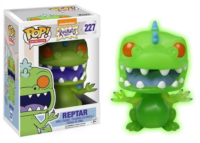Rugrats - Reptar (Glow) Pop! Vinyl Figure image