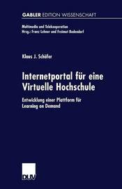 Internetportal Fur Eine Virtuelle Hochschule by Klaus Roder