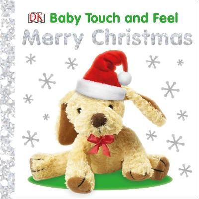 Baby Touch and Feel Merry Christmas by DK image