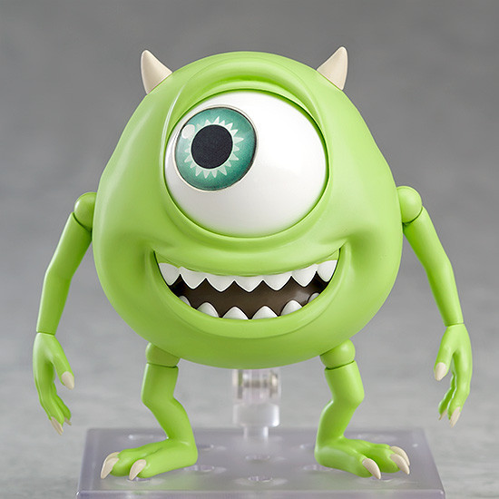 Monsters Inc: Nendoroid Mike & Boo - Articulated Figure image