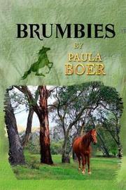 Brumbies by Paula Boer image