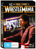 WWE - The True Story of WrestleMania (3 Disc Set) DVD
