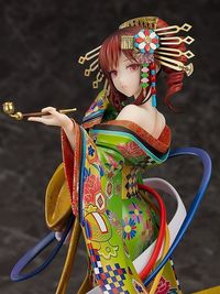 UTAU: 1/7 Kasane Teto Yoshiwara Lament Ver. - PVC Figure