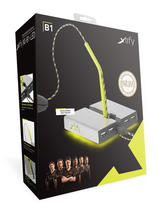 XTRFY B1 Mouse Bungee for PC