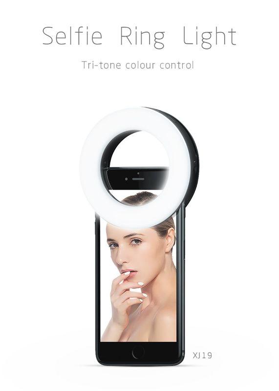 Selfie Ring Light (White)