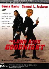 Long Kiss Goodnight on DVD