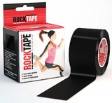 RockTape Active Recovery Series - Black (5cm x 5m)