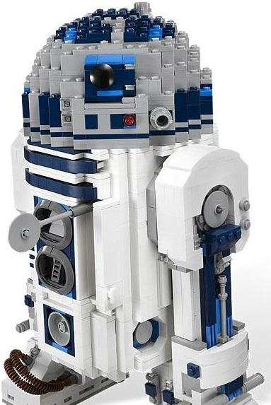 Lego star wars r2d2 10225 toy at mighty ape nz - Lego starwars r2d2 ...