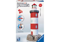 Ravensburger Coastal Lighthouse 3D Puzzle (216pc)