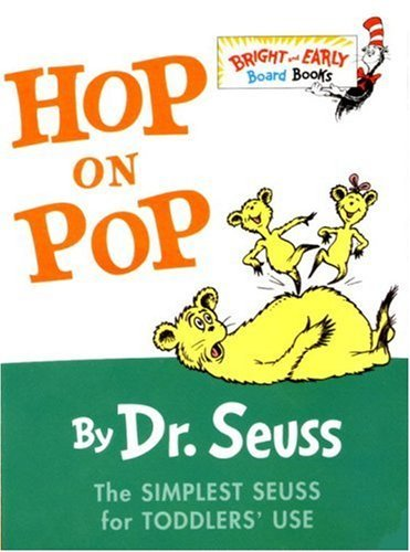 Hop in Pop by Dr Seuss