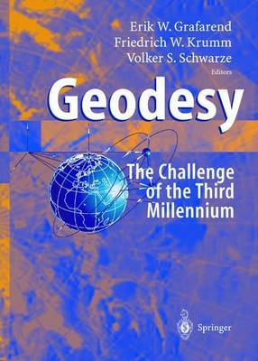 Geodesy - the Challenge of the 3rd Millennium image