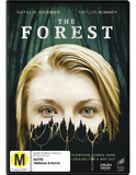 The Forest DVD