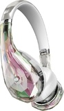 Monster Diamond Tears Edge On-Ear Headphones - Crystal