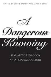 A Dangerous Knowing by Debbie Epstein image