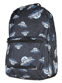Rick & Morty: UFO Space Cruiser - Quick Turn Backpack