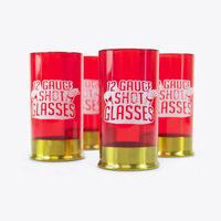 12 Gauge Shot Glass - by Mustard (Set of 4)