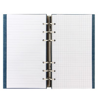 Filofax - Personal Patterns Clipbook - Denim image