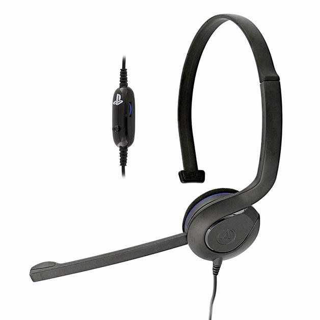 PS4 Licensed Chat Headset for PS4