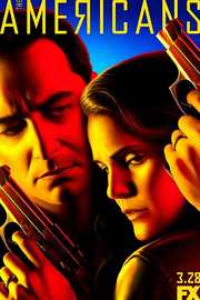The Americans: Season 6 on DVD
