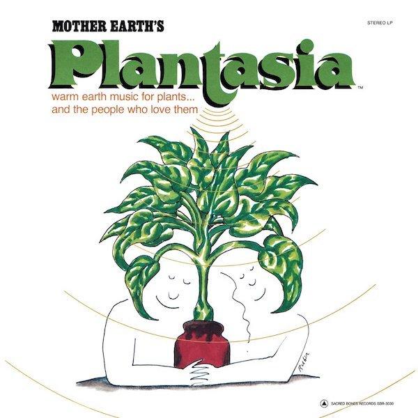 Mother Earth's Plantasia (Green Vinyl) by Mort Garson