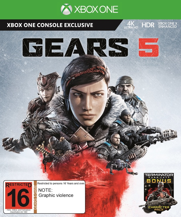 Gears of War 5 for Xbox One